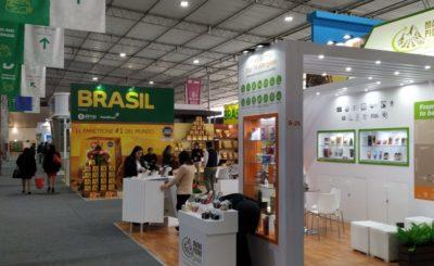 Brasil Sul en América del Sur! En Expo Alimentaria! Hola Peru!